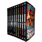 Darren Shan Demonata 10 Books Collection Set Pack (Darren Shan Collection) (Wolf Island, Deaths Shadow, Hells Heroes, Bec, Blood Beast, Dark Calling, Lord Loss, Demon Thief, Slawter, Demon Apocalypse)