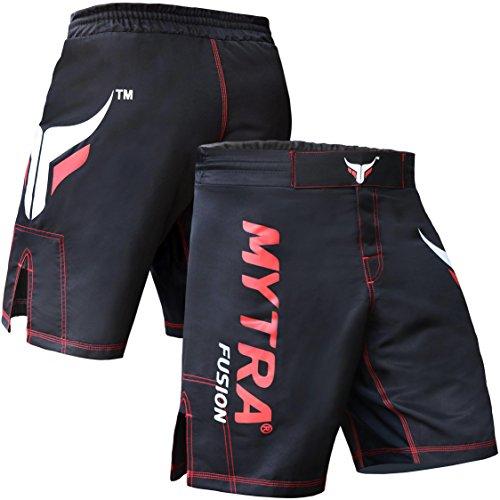 Mytra Fusion Short MMA Boxe Kickboxing Muay Thai Mix Arts Ma