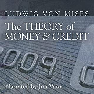 The Theory of Money and Credit Titelbild