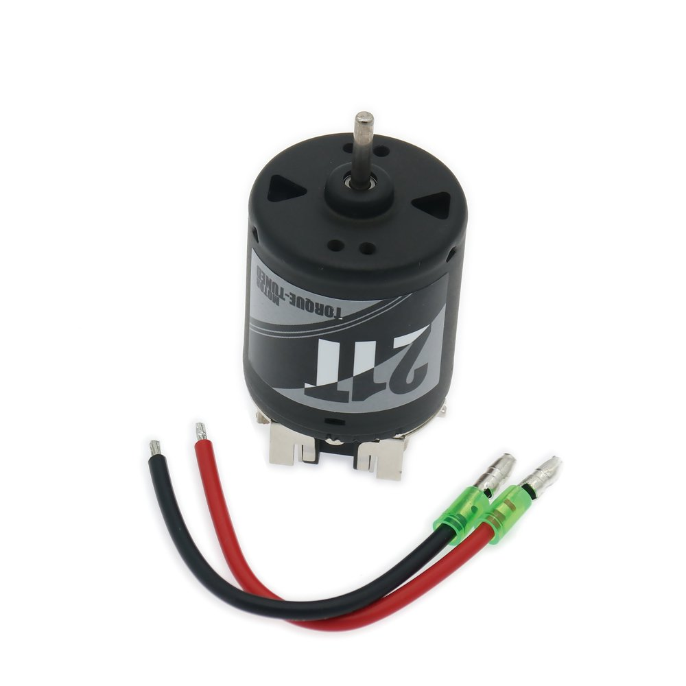 RC Motor 540 21T Brushed Motor for 1/10 RC Scale Car Boat Tr