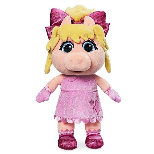 Disney Miss Piggy Plush - Muppet Babies - Small