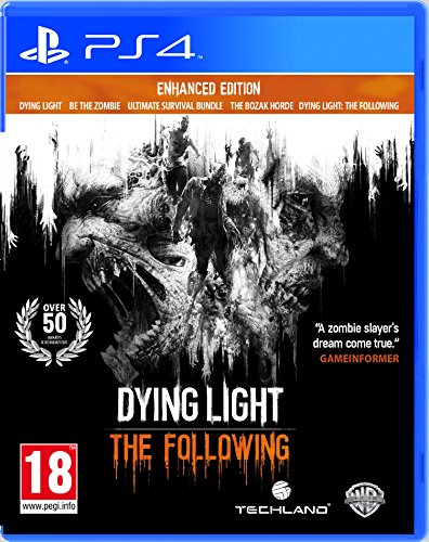 Dying Light: The Following Enhanced Edition [Importación Inglesa]