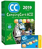 CampingCard 2019 GPS 20 countries 2019