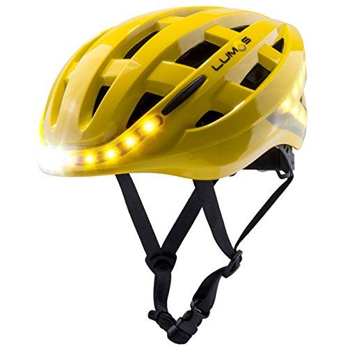Casque de vélo connecté Lumos, avec...