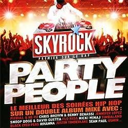 Skyrock Party People (2 CD)