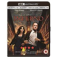 Inferno [Blu-ray] [UK