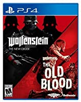 Wolfenstein: The Two Pack For Playstation 4 (輸入版:北米)