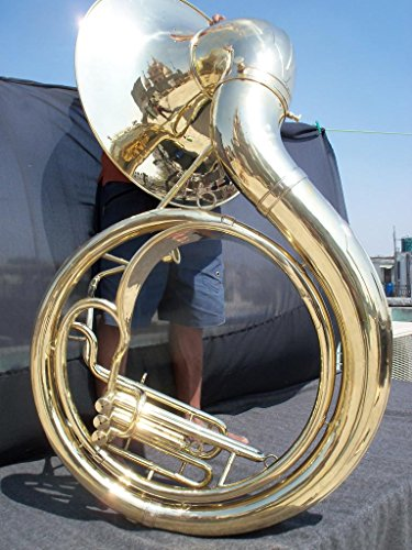 Our #2 Pick is the Zweiss Jumbo 24-Inch Bell Superbrass Sousaphone