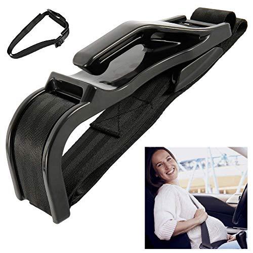 Pregnancy Car Seat Belt Adjuster, Maternity Mimi Belt, Must Have Pregnancy Belt Hook for Women