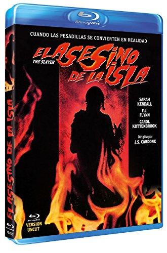 El asesino de la Isla [Blu-ray]