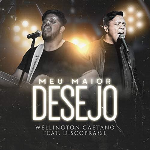 Wellington Caetano feat. Discopraise