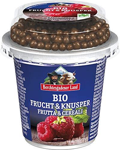 Berchtesgadener Land Bio Bio Frucht & Knusper Joghurt mind. 3,9% Fett (6 x 150 gr)