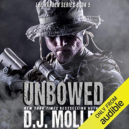 Unbowed Audiobook By D. J. Molles cover art