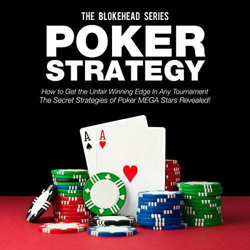 Poker Strategy audiobook cover art