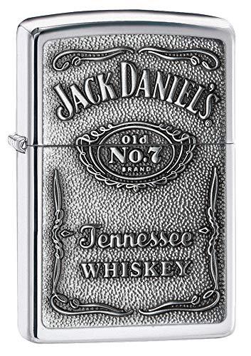 Zippo Accendino antivento Jack Daniel's