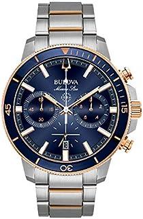 Bulova Mens Marine Star - 98B301