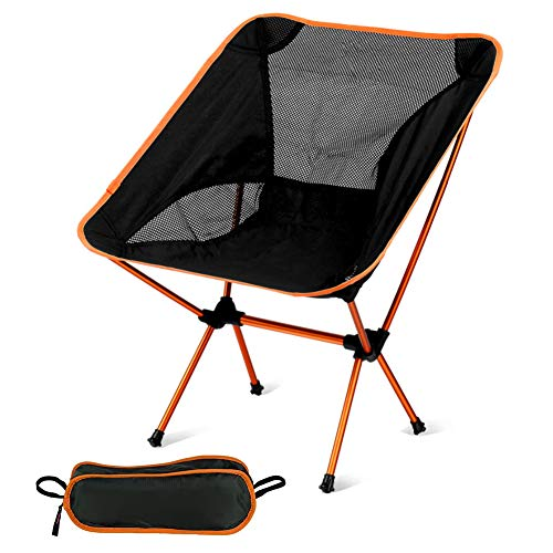 Acampar Chais Portátiles De Peso Ligero Sillas Plegables De Camping Mochila para Pesca Al Aire Libre Que Va De Excursión De Picnic
