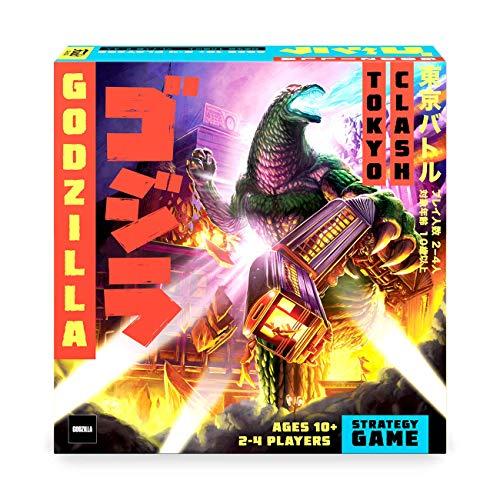 Games: Godzilla Game Standard
