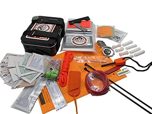 Vigilant Trails Pre-Packed Survival Kit Model Trekker-513