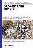 Organizzare musica. Legislazione, produzione, distribuzione, gestione nel sistema italiano: Legislazione, produzione, distribuzione, gestione nel sistema italiano