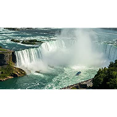 Niagara Falls Full-Day Experience in Canada, Toronto for One - Tinggly Voucher / Gift Card in a Gift Box