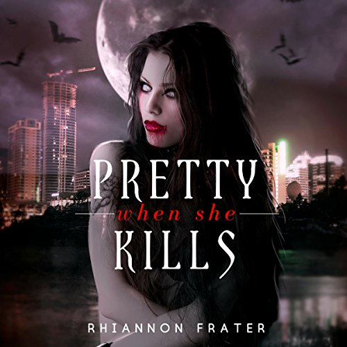 Pretty When She Kills audiobook cover art