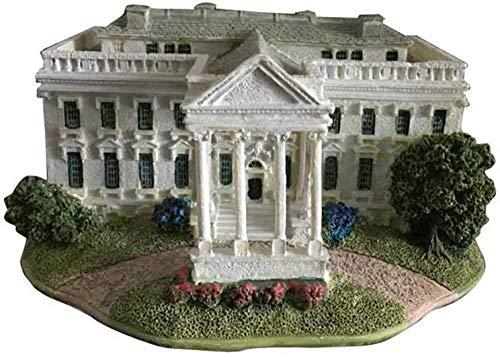 AIJOAN-BJ Ornement De Statue Statues Décoratives Sculpture Architecturale Modèle Maison Décoration Créative Mobilier De Bureau