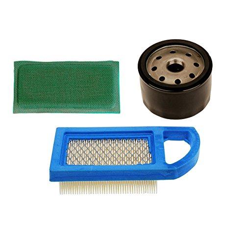 oxoxo 794421Air Filter Pre Filter mit 492932S Ölfilter für Briggs & Stratton Motoren ersetzen 697152613022650821697775