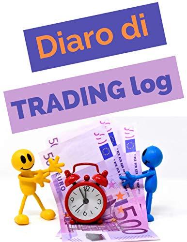 Diaro Di Trading Log: Piano di trading | Trading Book | Trader s Notebook per annotare e analizzare i tuoi scambi | Mercato azionario | FOREX | ... | Scalping | Day trading | Swing trading