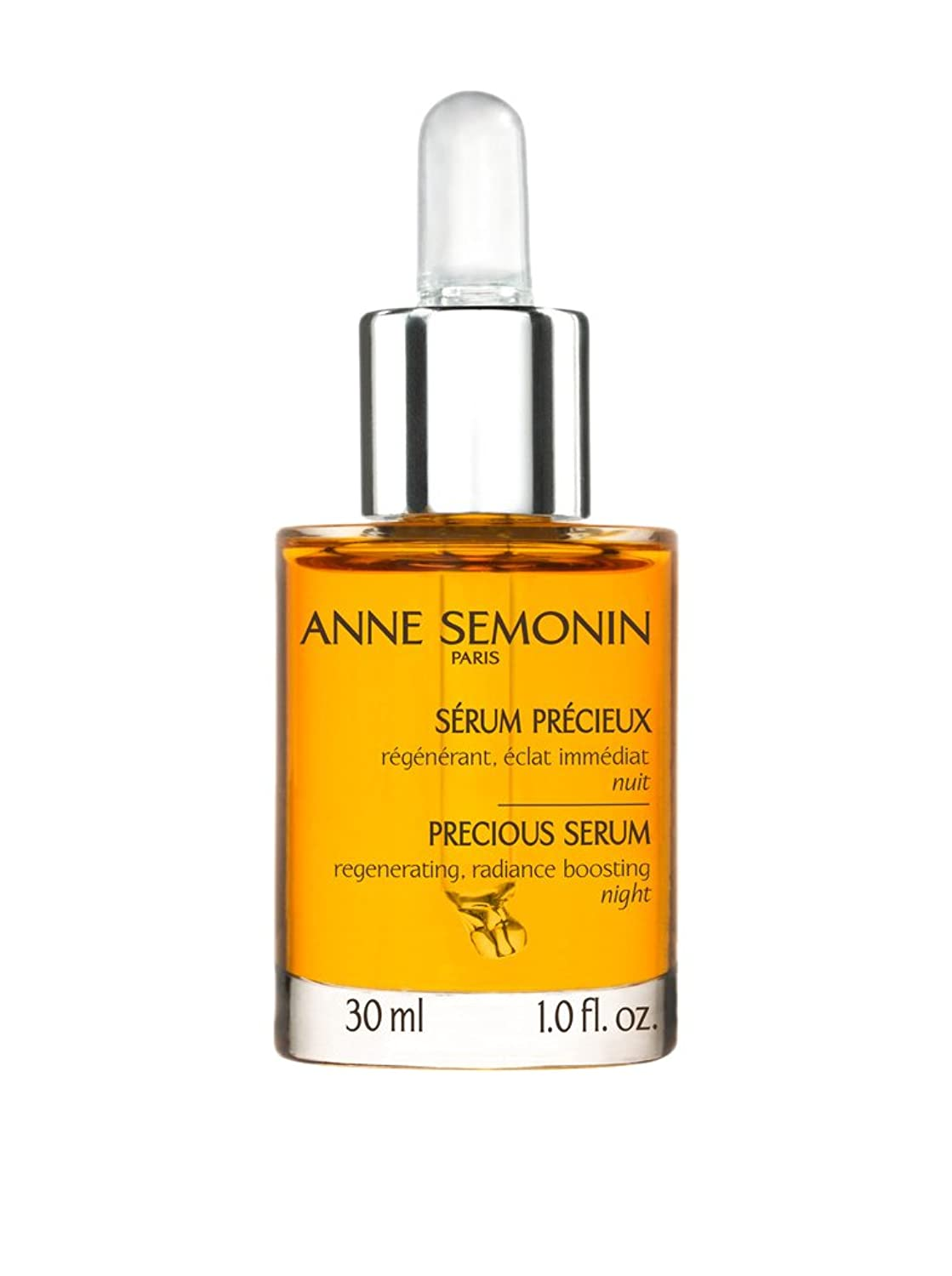 Anne Semonin Precious Night Serum 30ml/1oz並行輸入品
