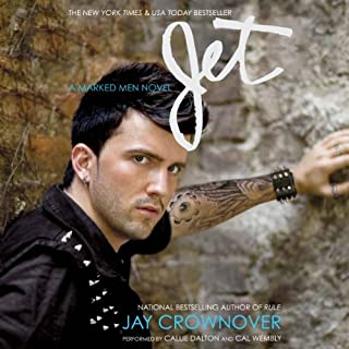 Jet     A Marked Men Novel              Written by:                                                                                                                                 Jay Crownover                               Narrated by:                                                                                                                                 Callie Dalton,                                                                                        Cal Wembly                      Length: 10 hrs and 7 mins     Not rated yet     Overall 0.0
