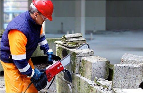 Diamant Beton Kettensäge 230 Volt Betonsäge Betonschneiden wassergekühlten mit Diamantsegmenten Kette