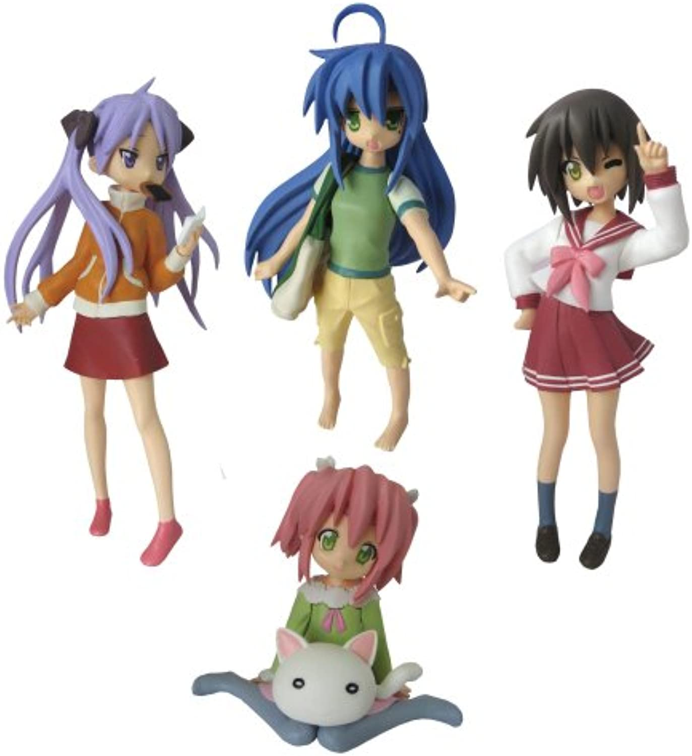 Figure Meister Lucky Star Private Collection (8pcs)