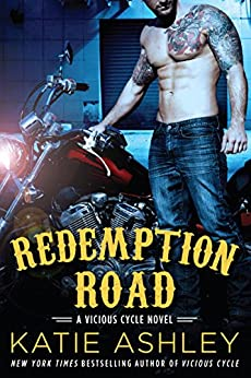 Redemption Road (A Vicious Cycle Novel Book 2) by [Katie Ashley]