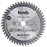 kwb 583368 - Hoja de sierra circular de precisión para...