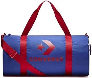 Unisex Sport Duffel Gym Bag (Red/White/Blue)