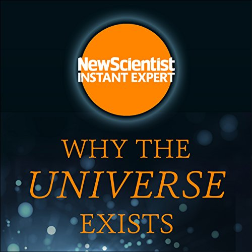 Why the Universe Exists cover art