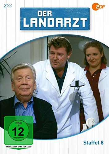 Staffel  8 (2 DVDs)