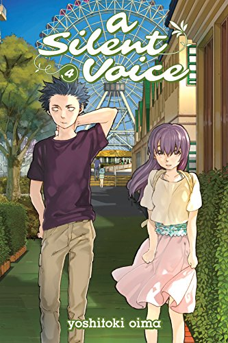 A Silent Voice Vol. 4 (English Edition)