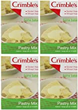 (4 PACK) - Mrs Crimbles - Pastry Mix | 200g | 4 PACK BUNDLE