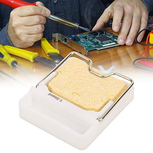 Soporte para soldador Mini soporte antiabrasión Soporte para soldador ligero Soporte para soldador Reemplazo perfecto para una soldadura rápida en el exterior