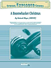 A Boomwhacker Christmas - By Richard Meyer - Conductor Score