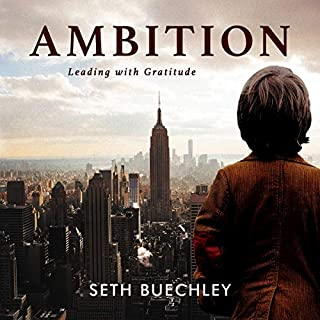 Ambition: Leading with Gratitude audiobook cover art