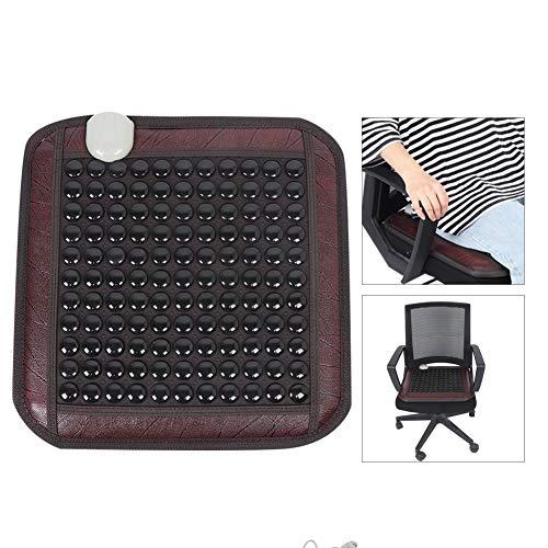Brrnoo Canyite - Cojín térmico eléctrico para asiento, cojín de calefacción para silla, antideslizante, elevador de caderas, manta eléctrica para hip cansancio (#1)