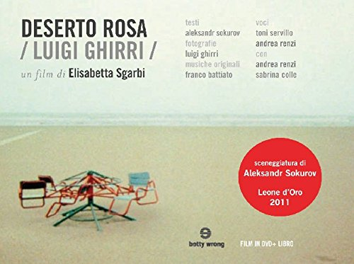 Deserto Rosa / Luigi Ghirri (Dv+Libro)