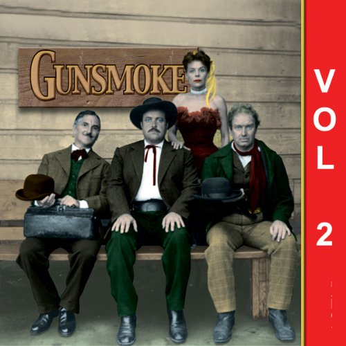 Gunsmoke, Vol. 2 audiobook cover art