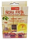 ÑORA FRITA CON ACE. DE OLIVA VIRGEN 8 ESTUCHES DE 16g. = 128g. ENVIO GRATIS