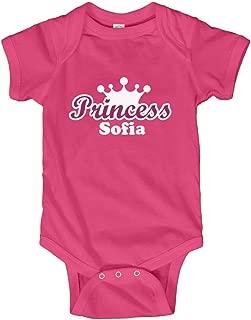 Princess Sofia Bodysuit: Infant Bodysuit
