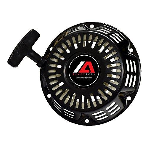 Alvey Black 196cc 6.5 Hp Recoil Pull Start for the Baja Mini Bike MB165/MB200