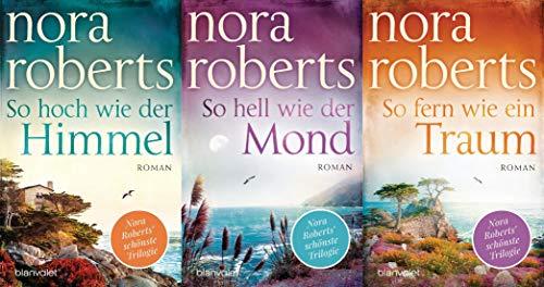 Die Templeton-Trilogie von Nora Roberts + 1 exklusives Postkartenset